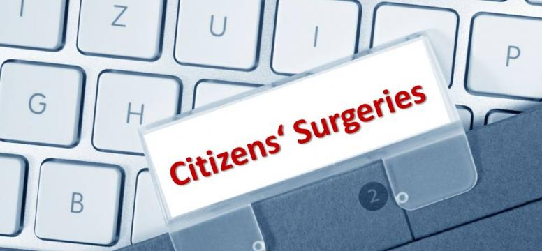 Citizens' surgeries